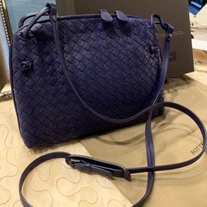 Bottega Venetia leather bag